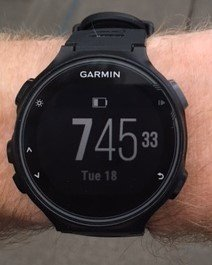Polar Vantage M vs Garmin 735xt