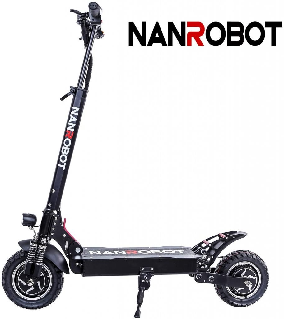 NanRobot D4+ Pro High-Speed