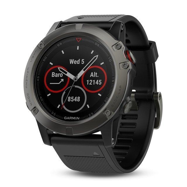 Garmin Fenix 5 vs 5x